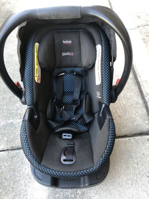 Britax Car Seat with Base (Pre-Owned) for Sale in San Jose, CA