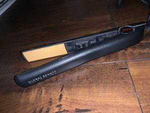 Global Beauty Flat Iron for Sale in Glendale, AZ