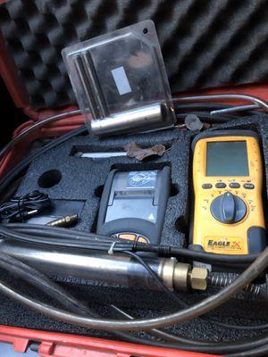 Uei c155kit eagle2x combustion analyzer kit for Sale in Philadelphia, PA