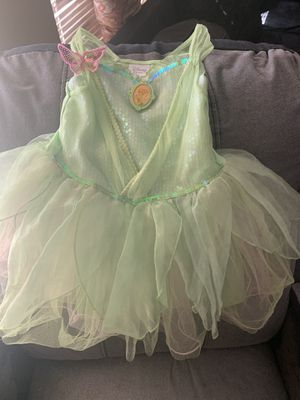 Tinkerbell Costume dress | Disney Store for Sale in Clermont, FL