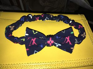 Louis Vuitton handmade headband for Sale in Alexandria, VA