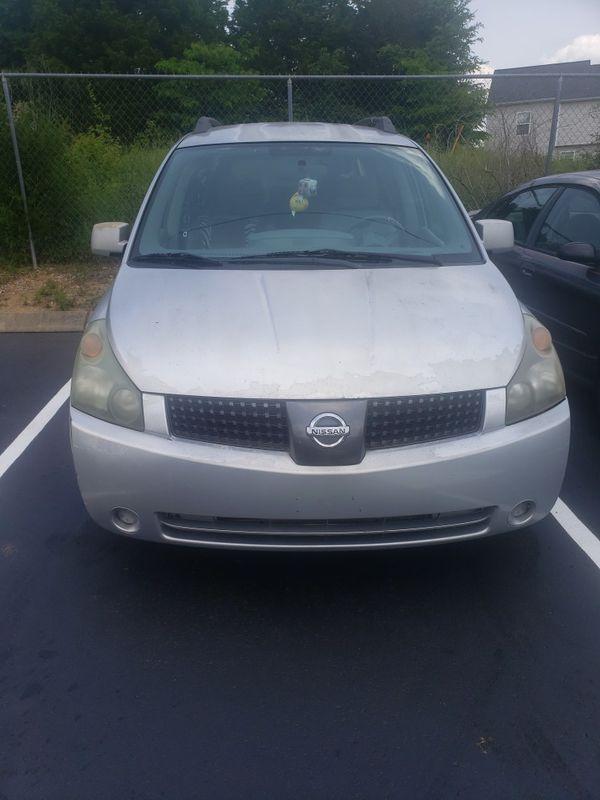 Nissan Quest 2004