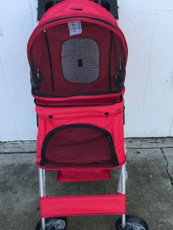 Red Dog Stroller for Sale in West Carson,  CA