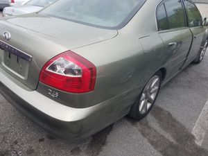 2003 infiniti q45 PARTS ANYTHING U NEED for Sale in Laurel, MD
