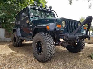 2000 Jeep wrangler 4x4 tj for Sale in Wildomar, CA