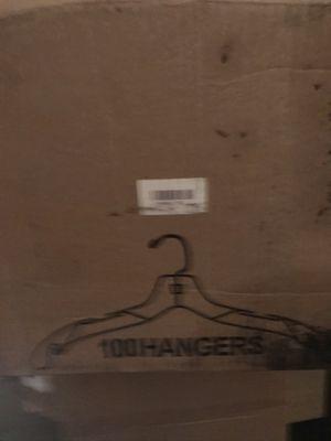 100 hanger for Sale in Fresno, CA