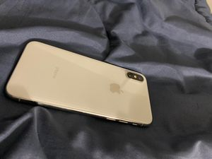iPhone X 256g for Sale in Fort Lee, NJ