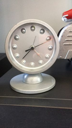 WEST ELM MODERN ALARM CLOCK for Sale in Salt Lake City, UT