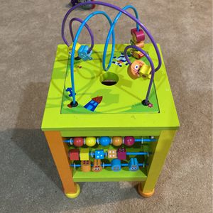 Wooden Baby Learning Table for Sale in Beaverton, OR