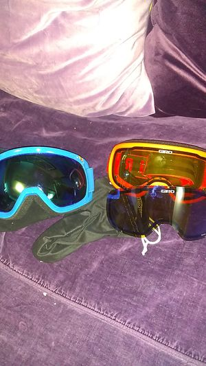 ATV/Ski /snowmobile goggles for Sale in Dearborn, MI