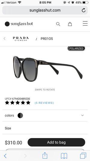 Prada authentic sunglasses 🕶 for Sale in Salinas, CA