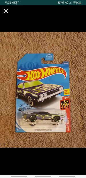 Hot Wheels '69 Dodge Charger for Sale in Fresno, CA