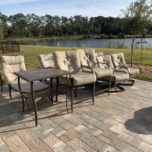 Full Set Of Patio Furniture for Sale in St. Cloud, FL