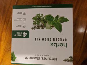 Indoor herb garden for Sale in Daly City, CA