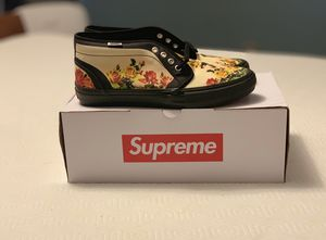 Supreme Jean Paul Gaultier Vans Pro Chukka for Sale in Philadelphia, PA