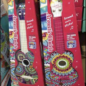 14 dollars Each New Kids Plastic Guitar for Sale in San Bernardino, CA