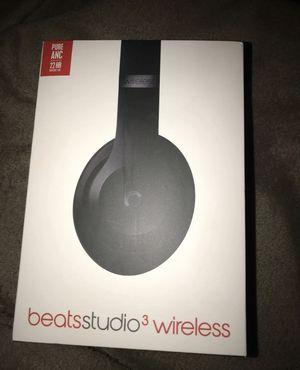 Beats studio 3 wireless for Sale in Midland, TX