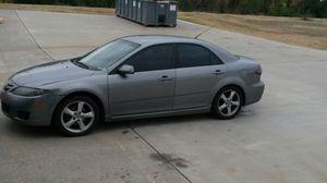 07 Mazda 6i for Sale in Tulsa, OK