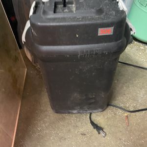 Fluval 305 Canister Filter for Sale in Washington, DC