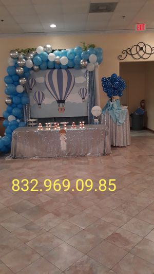 Tenemos todo para su fiesta {contact info removed} for Sale in Houston, TX