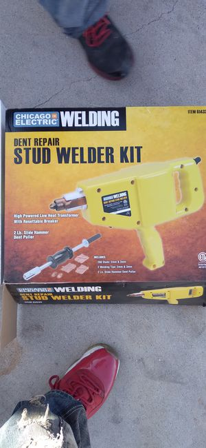 Stud welder kit dent puller for Sale in Las Vegas, NV