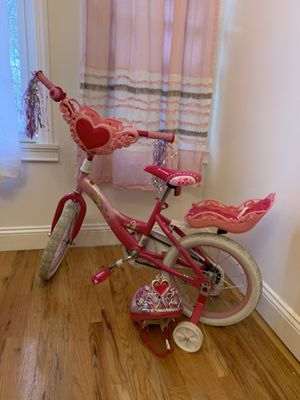 "Toy Disney princess Bike 16"" for Sale in The Bronx, NY"