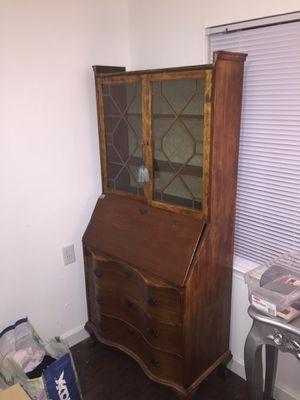 Secretary desk stand. Reduced to $125 for Sale in Dallas, TX