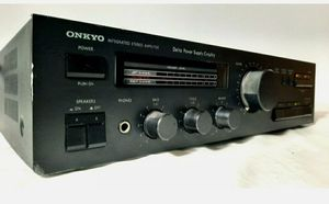 Onkyo A-8047V INTEGRATED STEREO AMPLIFIER for Sale in Bell Gardens, CA