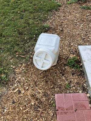 Dog food stackable container for Sale in Tampa, FL