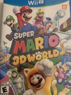 Súper Mario 3D Worlds for Sale in Miami,  FL