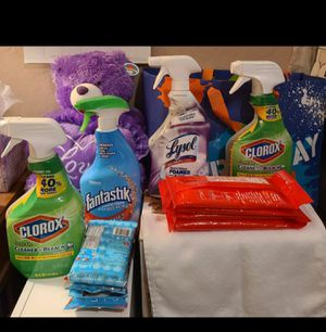 Disinfectant cleaning products for Sale in Centreville, VA