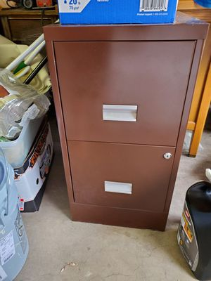 2 drawer file cabinet for Sale in Colorado Springs, CO