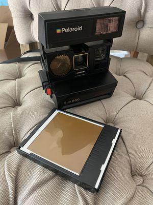 Polaroid Originals 600 Sun 660 Autofocus Instant Film Camera for Sale in Las Vegas, NV