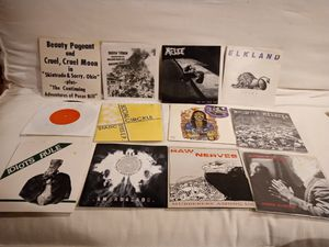 "Punk/ indie/ hardcore 7"" vinyl records. $3 each. I have more that aren't listed. for Sale in Oceanside, CA"