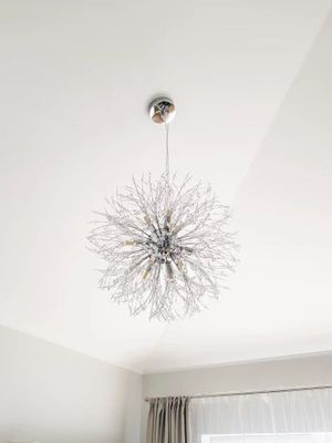 Modern chandelier for Sale in Ashland, MA