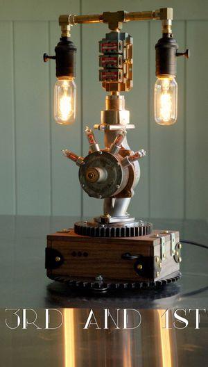 Nixie tube clock/lamp for Sale in Glendale, CA