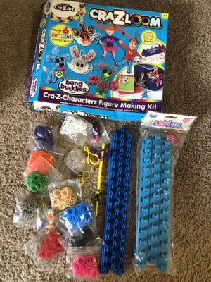 Rainbow loom kit for Sale in Naperville, IL