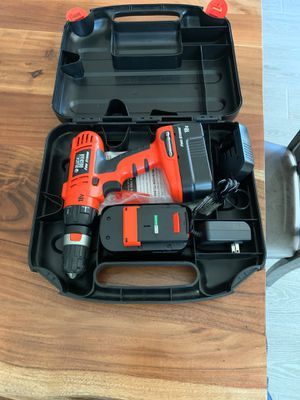 Cordless power drill for Sale in Las Vegas, NV