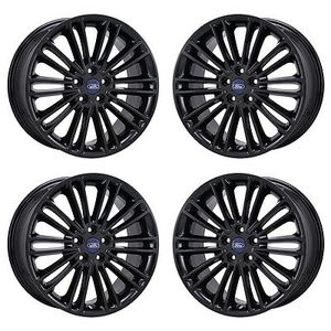 """18"""" Ford Fusion OEM Black Rims (Set of 5) for Sale in Tampa, FL"""