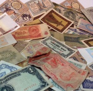 Huge 50+ Old World Currency Inherited Unsearched Collection- Variety Of Country's! for Sale in Washington, DC