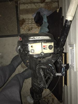 9.5 Evinrude Outboard for Sale in Carbondale, IL