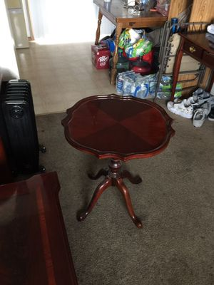 Two Cherry Wood Tables. for Sale in Everett, WA