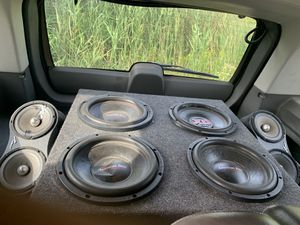 Full car audio system for Sale in Maple Heights, OH