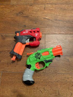 miniature nerf guns for Sale in Pompano Beach, FL