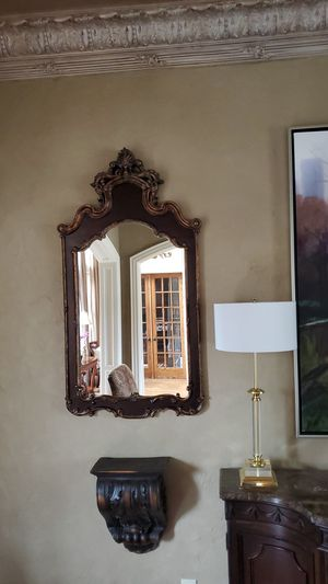 Hemispheres Old World Mirror for Sale in Frisco, TX