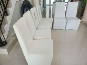 Dining table chairs (6) for Sale in Miramar, FL