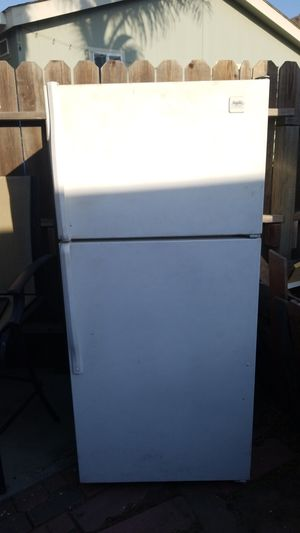 Mini fridge with freezer. Works well. for Sale in Corona, CA