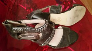 MK Michael Kors pumps ankle heels 9.5 9 1/2 chain for Sale in San Diego, CA