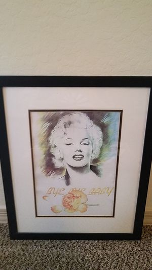 Marilyn monroe for Sale in ELEVEN MILE, AZ