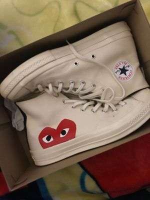 CDG PLAY CONVERSE SIZE 11 MENS for Sale in Fullerton, CA